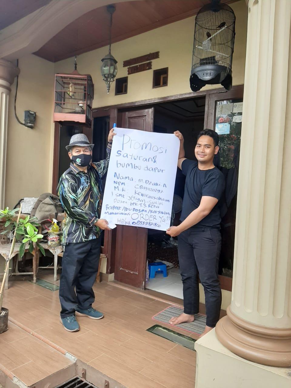 Dukungan dan Kepedulian Dosen Institut Stiami Kepada Mahasiswa
