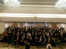 Fisma Institut Stiami Adakan Pelatihan Table Manner  Di Hotel Grand Sahid Jakarta