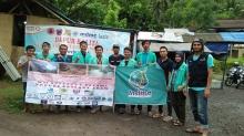 Km Institut Stiami Berikan Donasi Peduli Bencana Alam Ke Gunung Kidul, Pacitan Dan Gunung Agung