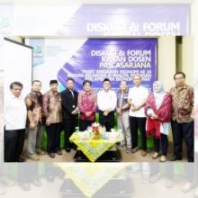 Diskusi Dan Forum Kajian Dosen Pascasarjana Institut Stiami