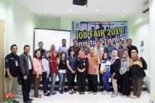 Career Center Institut Stiami Bersama Jobsdb Sukses Adakan Job Fair 2019 Di Kampus Bekasi A