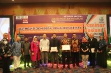Institut Stiami Adakan Seminar Tantangan Ekonomi Digital Menuju New Society 5.0 Di Horison Bekasi