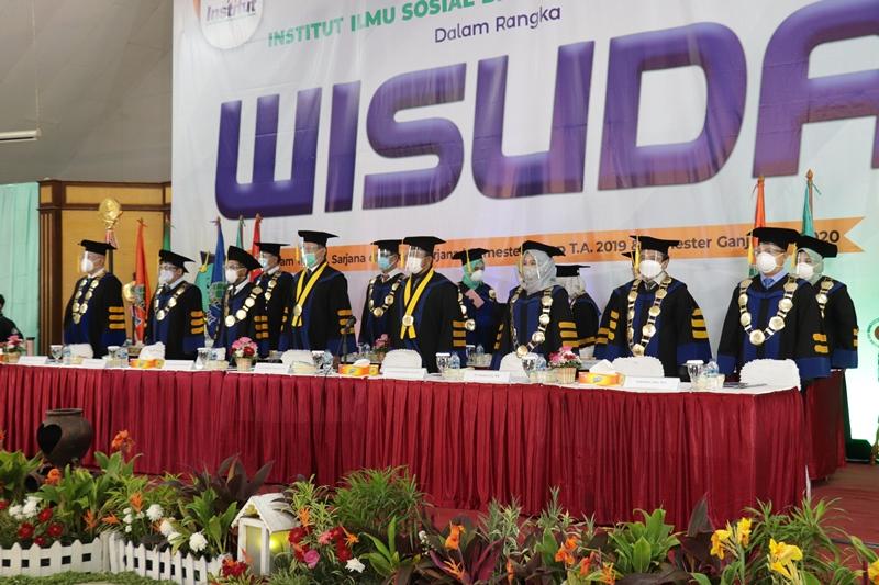 Stiami Menuju The World Class Of Institute