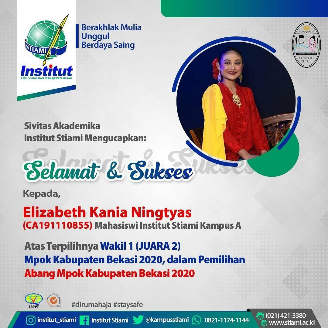Abang Mpok Kabupaten Bekasi 2020